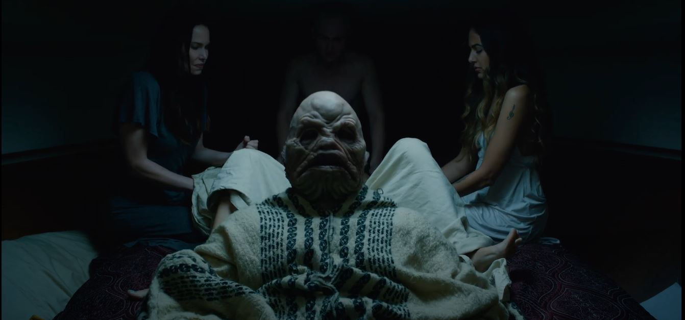 Writer/Director Chad Ferrin and the Team Behind 'The Deep Ones' on Doing a  Lovecraftian Horror Film Right | Vampire Squid